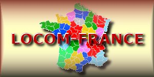 Locom-France (ou comment visualiser la position g�ographique d'une commune dans son d�partement)